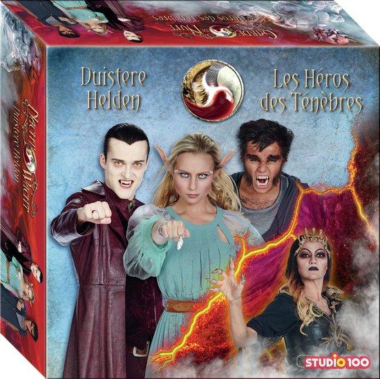 Afbeelding van het spel Studio 100 Nachtwacht spel - duistere helden