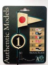 Authentic Models, Signal flag hook nr 1