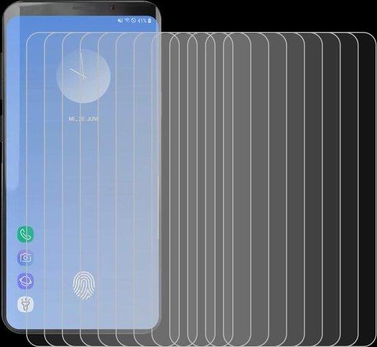 Let op type!! 10 PCS 0 26 mm 9H 2.5D explosieveilige getemperd glas Film voor Galaxy S10 +