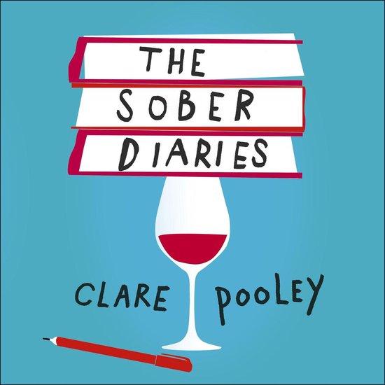 Boek cover The Sober Diaries van Clare Pooley (Onbekend)