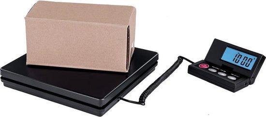 Digitale pakketweegschaal - 40 kg / 1 g - Basic - Extern display