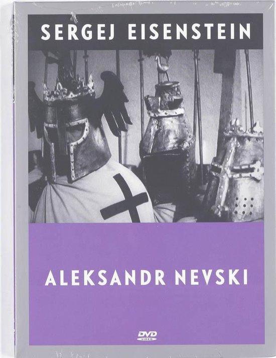 Cover van de film 'Aleksandr Nevski'