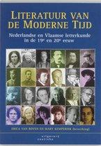 Boek cover Literatuur van de moderne tijd van E. Van Boven