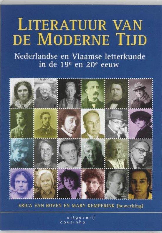 Literatuur van de moderne tijd - E. Van Boven