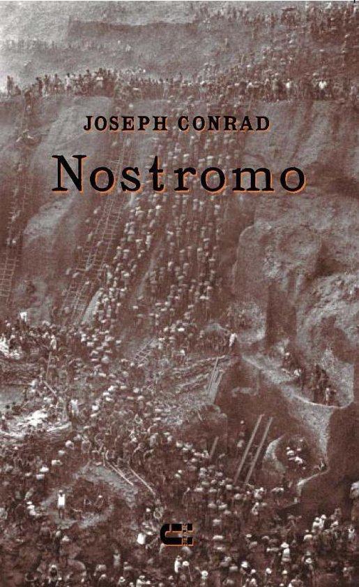 Boek cover Nostromo van Joseph Conrad (Hardcover)