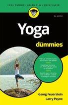Voor Dummies  -   Yoga voor Dummies
