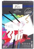 Art Sensations Nassau Fine Art teken-/ontwerpblok - A4