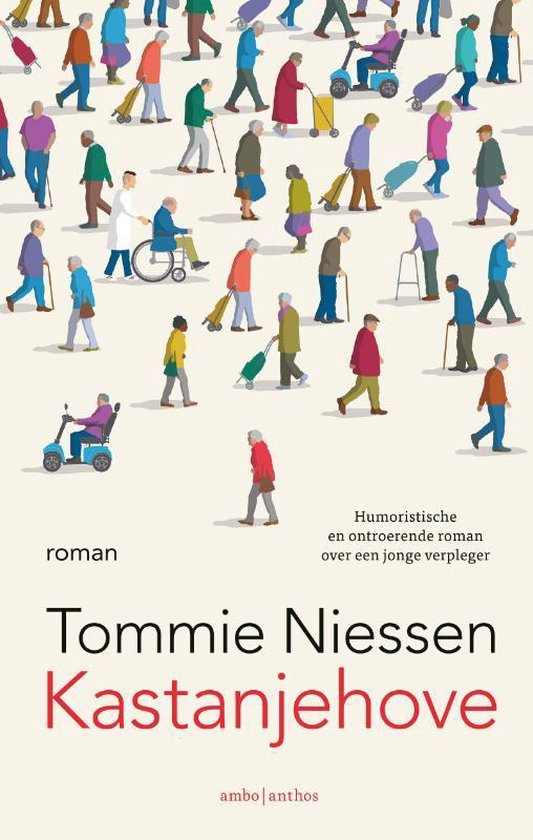 Boek cover Kastanjehove van Tommie Niessen (Paperback)