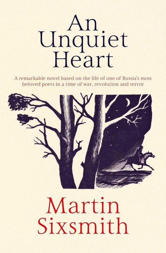 Omslag van An Unquiet Heart