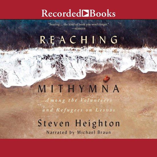 Boek cover Reaching Mithymna van Steven Heighton (Onbekend)