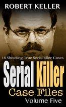 Omslag Serial Killer Case Files Volume 5