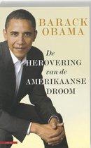 Boek cover De Herovering Van De Amerikaanse Droom van Barack Obama