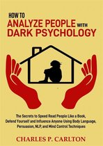 How to Analyze People with Dark Psychology