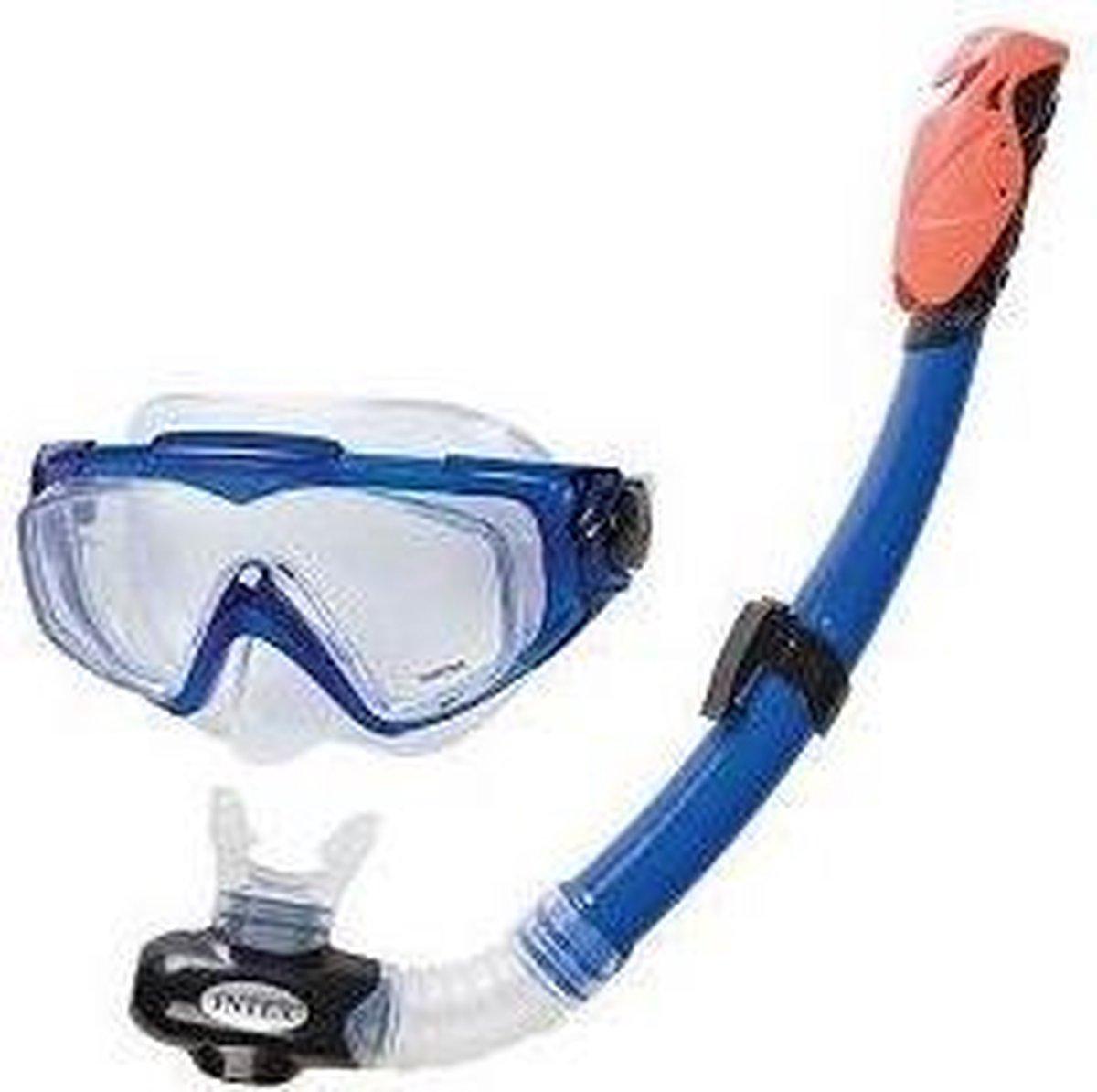Intex Aqua Pro Snorkelset 14+