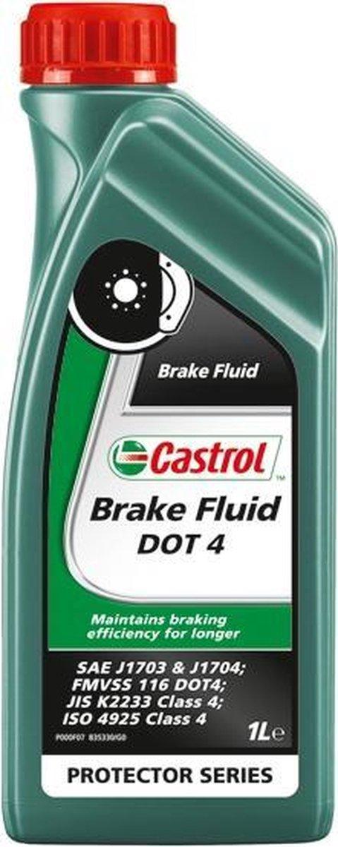 Castrol Remvloistof DOT 4 - 1 Liter