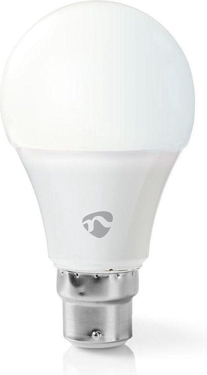 Dimabare Slimme LED Bulb   B22   800 lm   9 W   Wit / Warm Wit   2700 K   Energieklasse: A+   Smartphone App   Wi-Fi