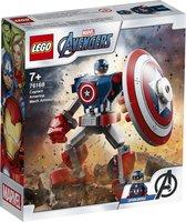 LEGO Marvel Avengers Captain America Mechapantser - 76168