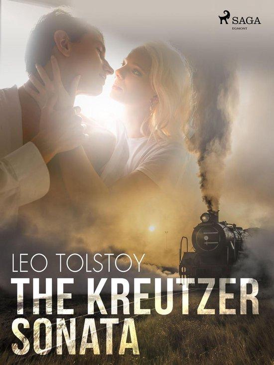 Boek cover The Kreutzer Sonata van Leo Tolstoy (Onbekend)