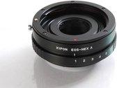 Kipon lens mount adapter Sony Nex - Canon EF EOS incl Diafr