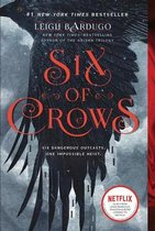 Boek cover Six of Crows van Leigh Bardugo (Paperback)