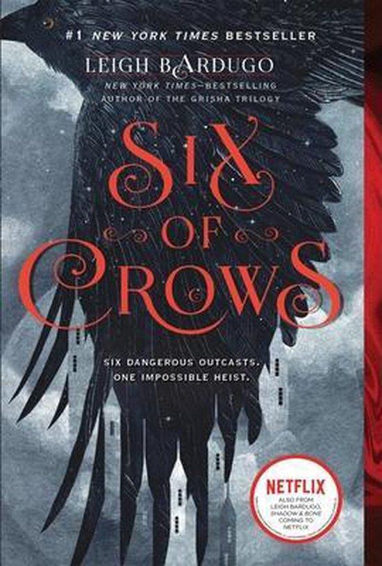 Boek cover Six of Crows van Leigh Bardugo (Paperback)