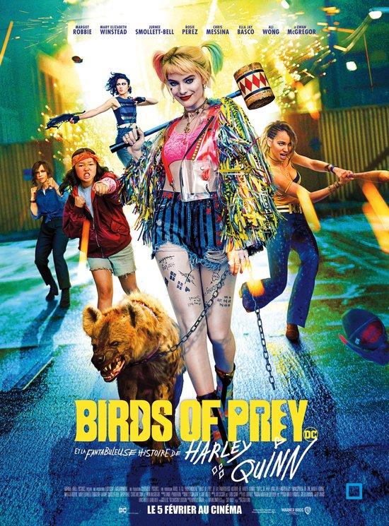 Birds of Prey (Blu-ray)