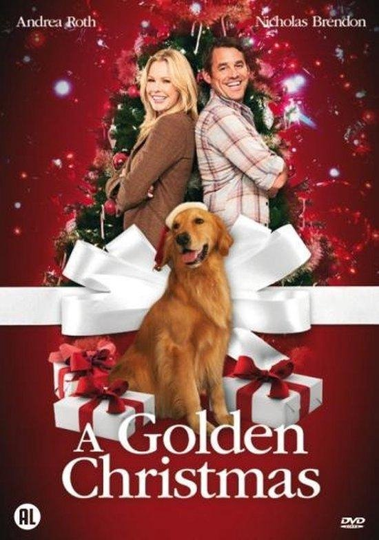 Cover van de film 'A Golden Christmas'