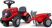 Falk Baby Case IH Ride-On - Jongens - Rood - Tractor