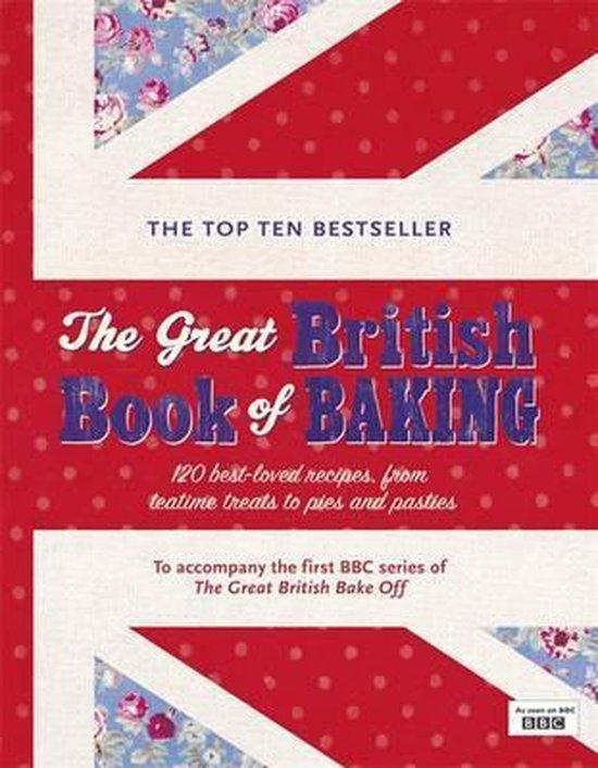 Boek cover The Great British Book of Baking van Linda Collister (Hardcover)
