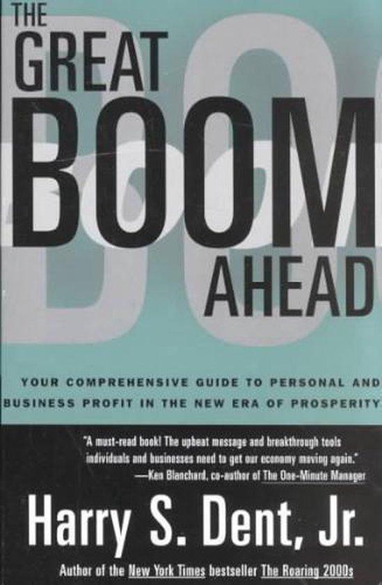 The Great Boom ahead