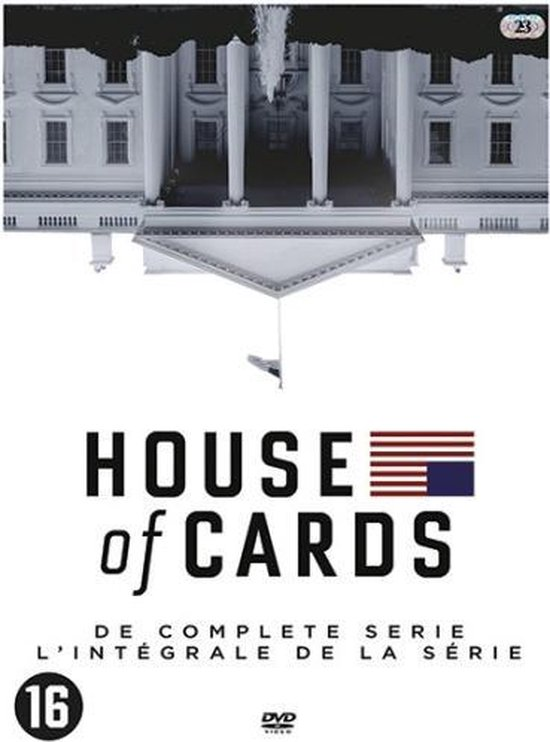 House of Cards - Seizoen 1 t/m 6 (The Complete Series)