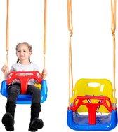 Baby Schommel Meegroei Kinderschommel 3 in 1 schommel - Peuter schommel - Baby schommel - Meegroei Kinderschommel - 3 in 1 schommel