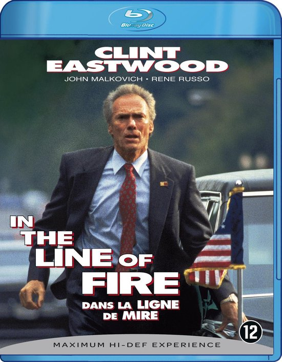 In The Line Of Fire (Blu-ray)