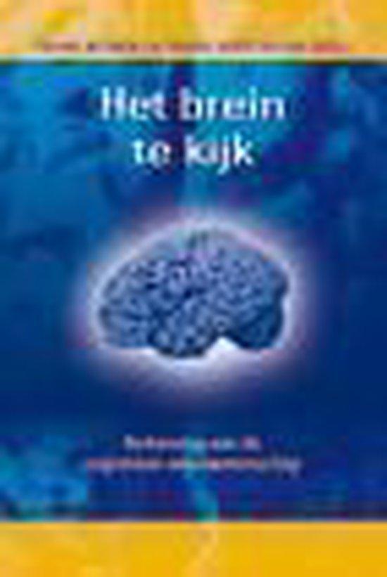 Het brein te kijk - none  