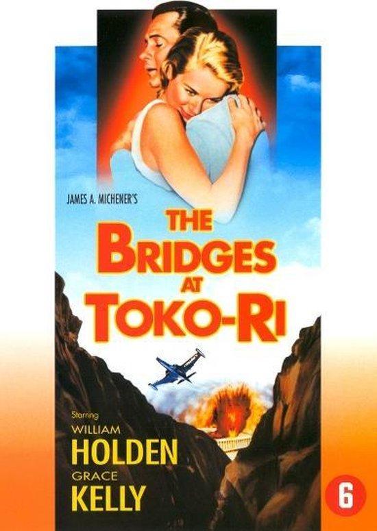 Cover van de film 'The Bridges At Toko-Ri'