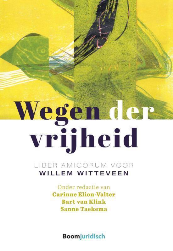 Boek cover Wegen der vrijheid van  (Paperback)