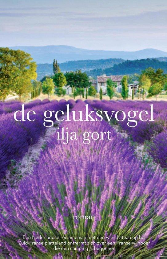 Boek cover De geluksvogel van Ilja Gort (Onbekend)