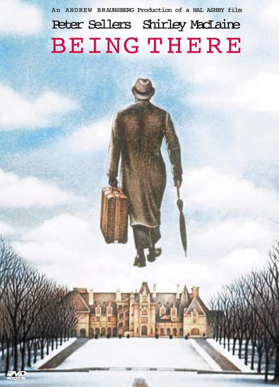 Cover van de film 'Being There'