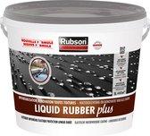 Rubson Liquid Rubber Seal Plus Grijs Dakcoating en Gootcoating - 5 Liter  Grijs