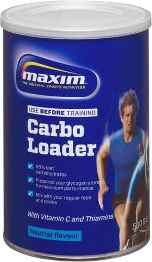 Maxim Carbo Loader - 2 x 500g - Koolhydraten stapelen