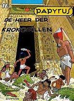 Papyrus: 016 De heer der krokodilen