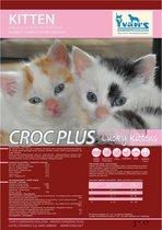 Croc Plus Kattenbrokken - 5 kg - Kitten