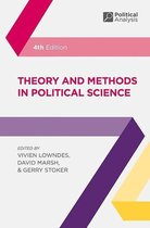 Boek cover Theory and Methods in Political Science van  (Paperback)