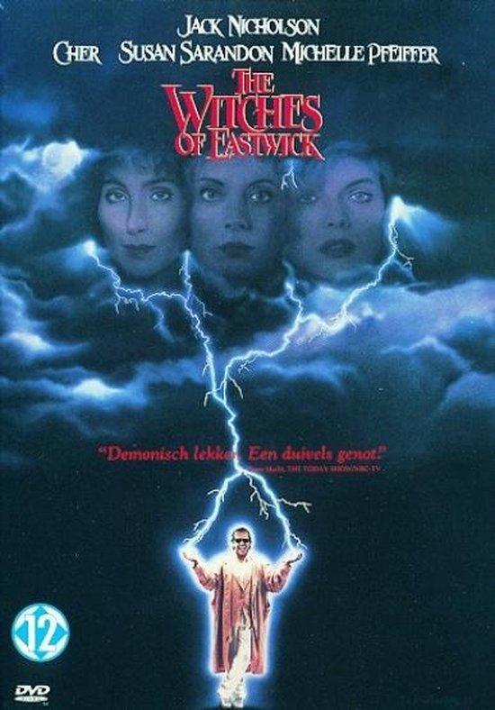 Cover van de film 'Witches Of Eastwick'