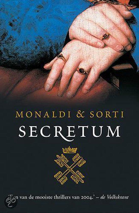Secretum - Monaldi pdf epub