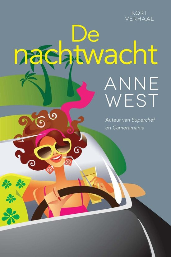 De nachtwacht - Anne West pdf epub