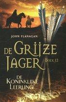 Afbeelding van De Grijze Jager 12 - De koninklijke leerling