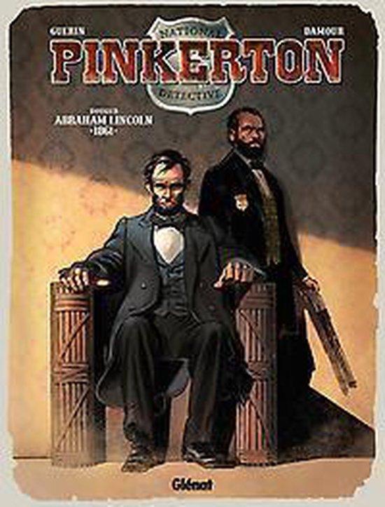 Pinkerton 02. dossier lincoln - 1861 - SEBASTIEN. Damour, | Readingchampions.org.uk