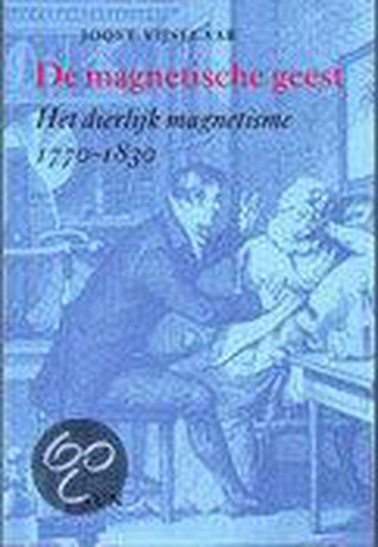 Cover van het boek 'De magnetische geest' van J. Vijselaar