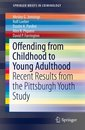 Omslag Offending from Childhood to Young Adulthood